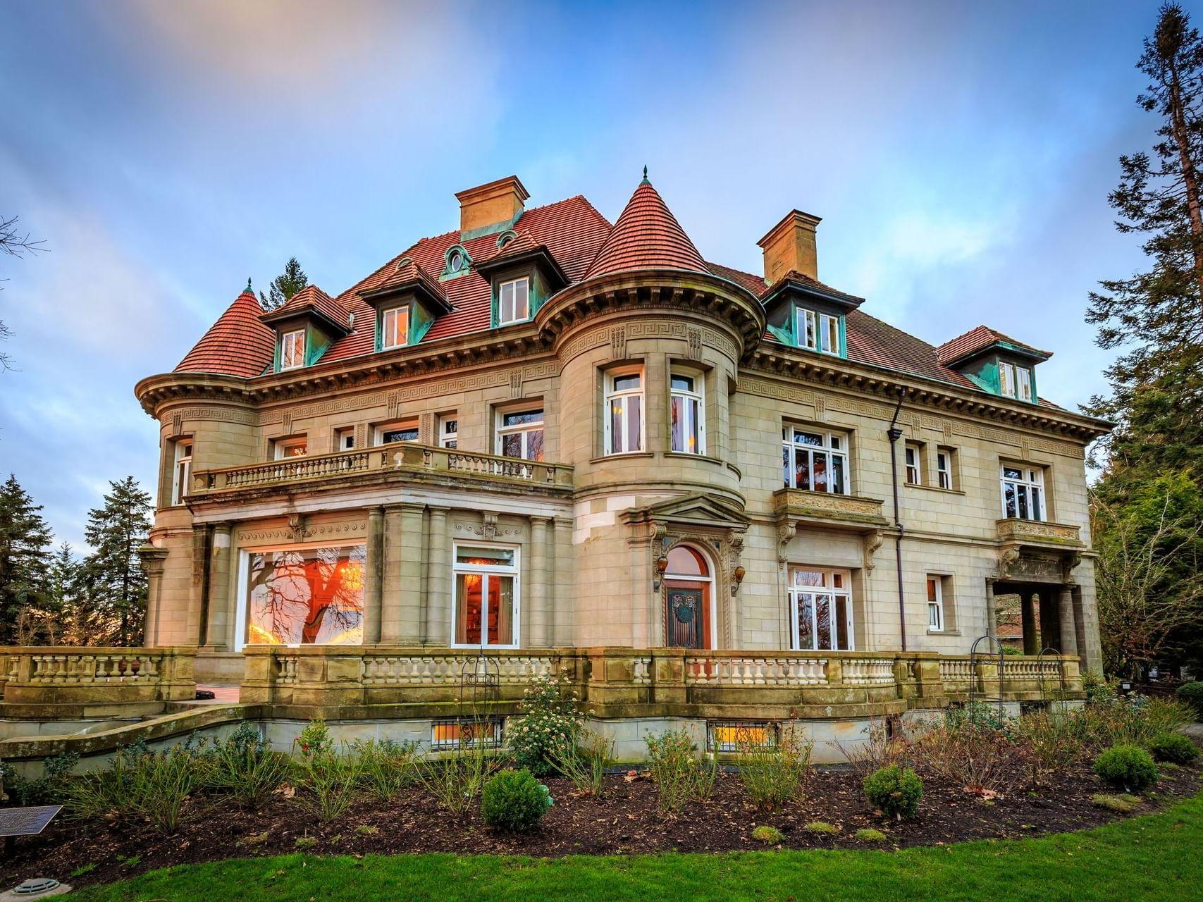 Portland Pittock Mansion