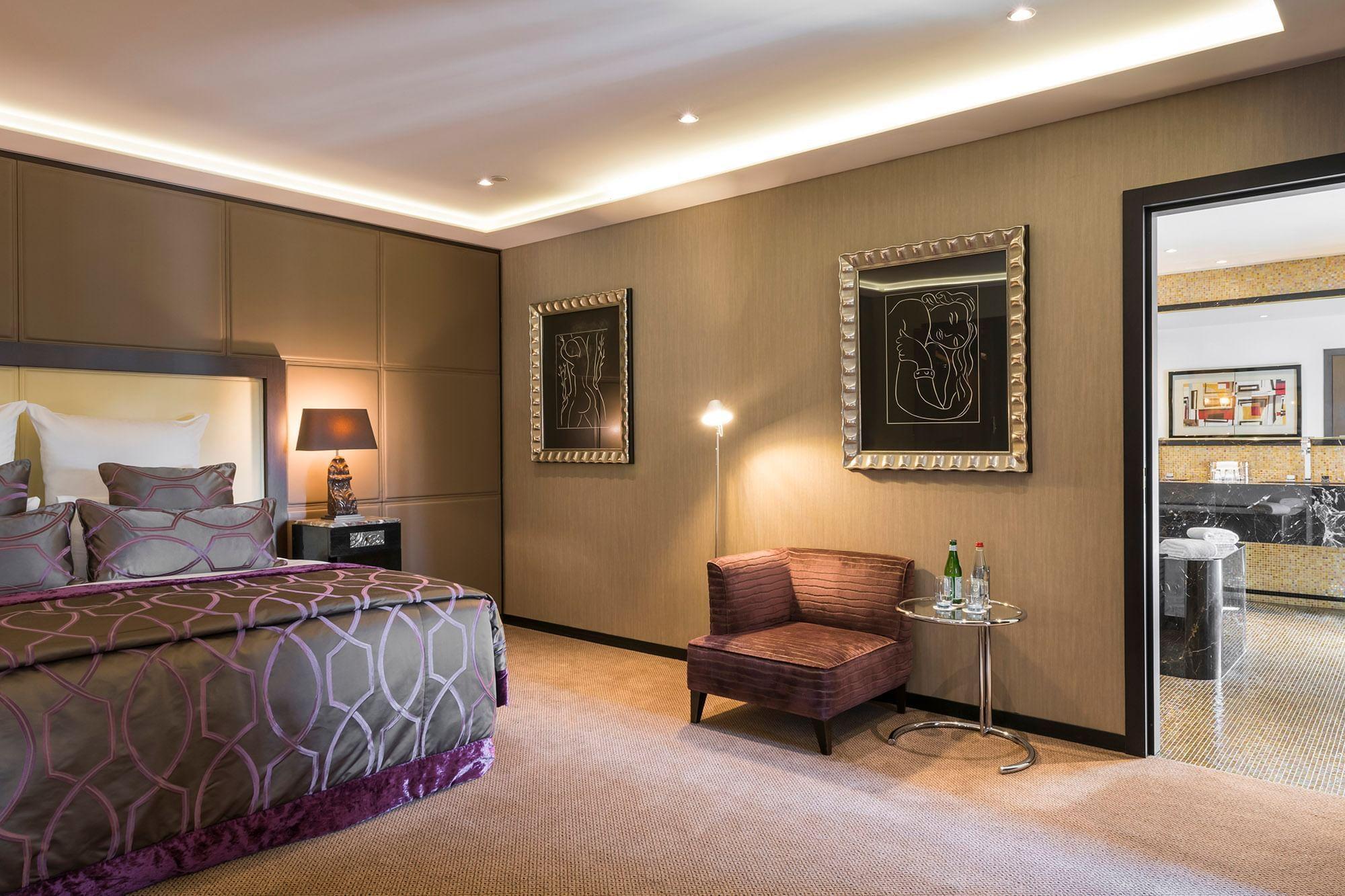 Suite Grote Markt slaapkamer