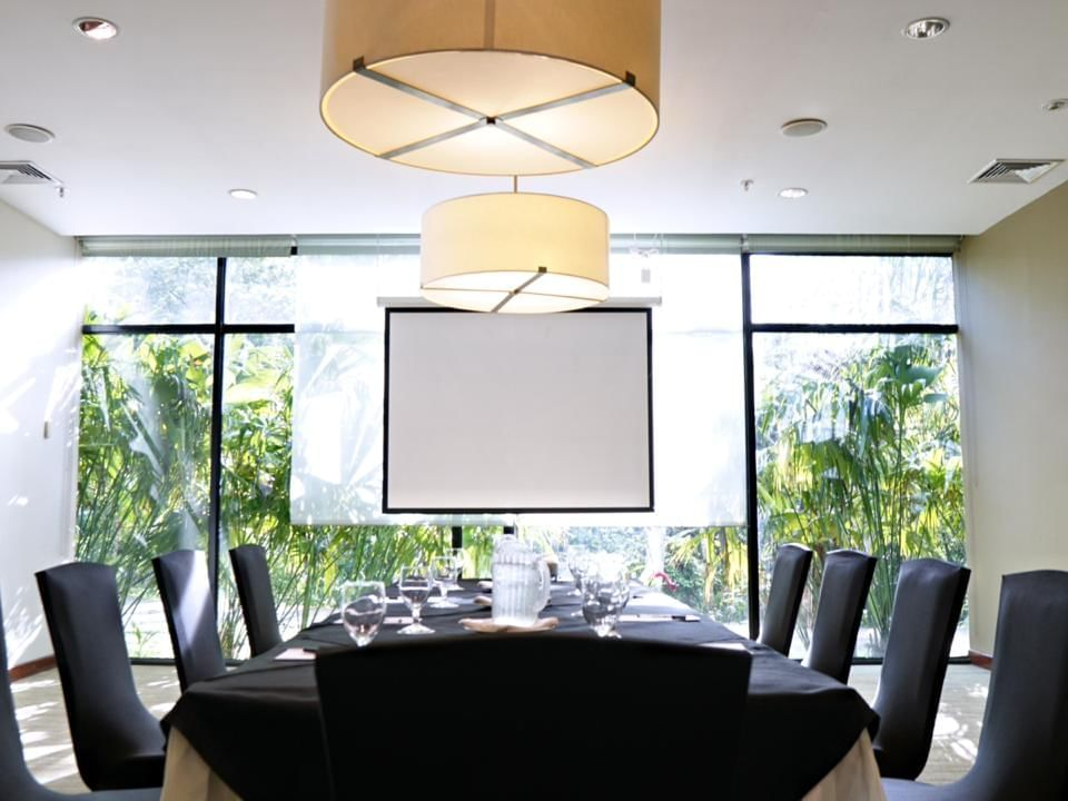 Meeting Room with Projector