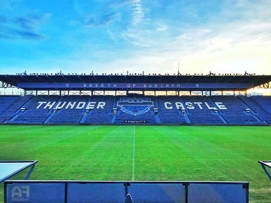 Chang Arena Burirum United Stadium - HOP INN HOTEL