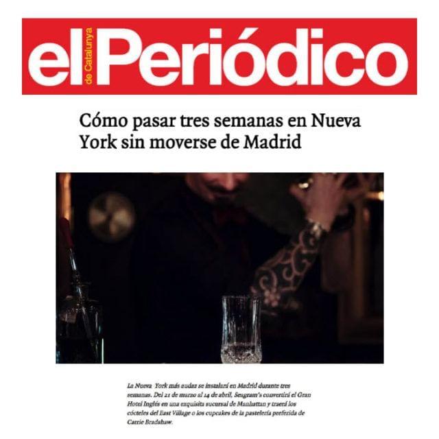 Gran Hotel Inglés en El Periódico
