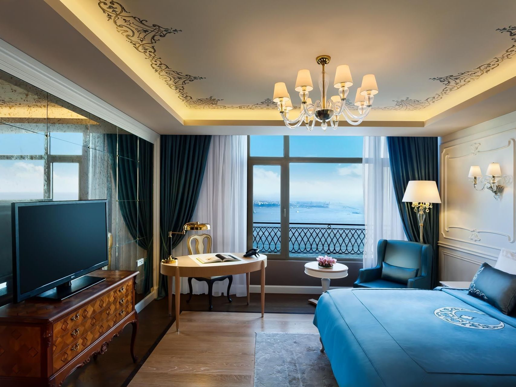Executive Room with one bed at CVK Park Bosphorus Hotel