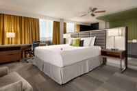 Coast Prince George Hotel by APA - Premium Soaker Junior Suite King(1)