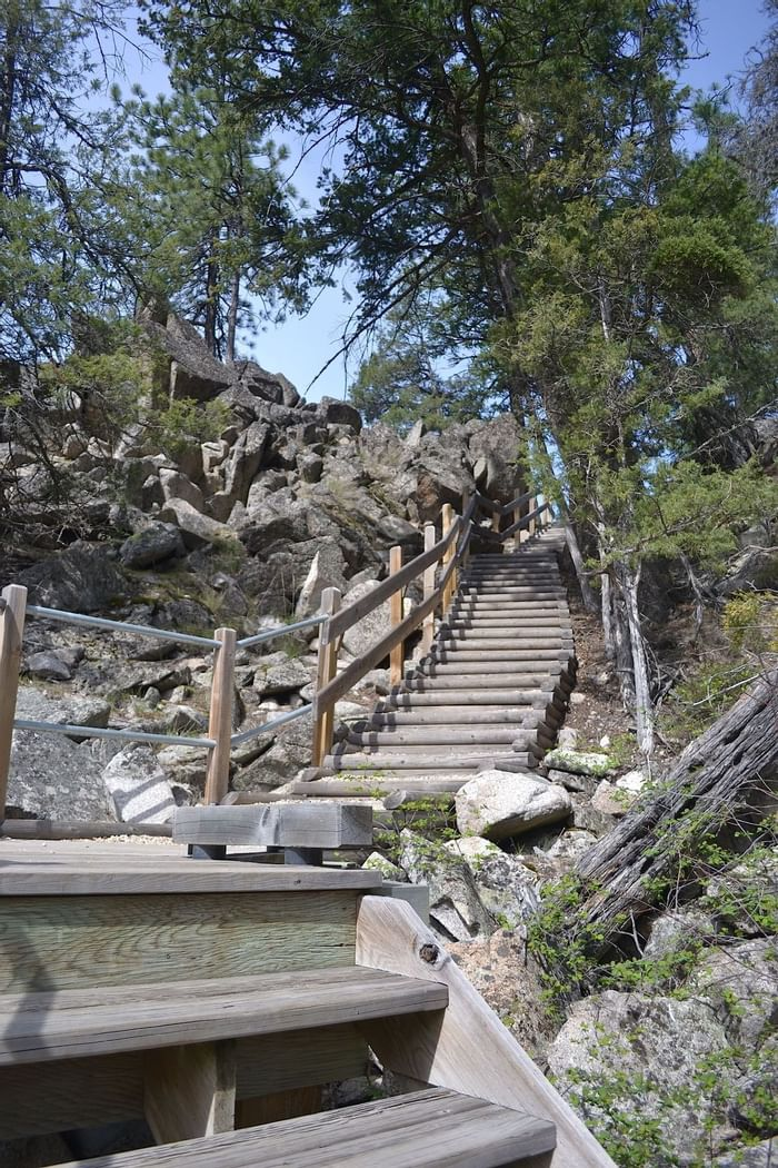 Walking trails near Outback Lakeside Vacation Homes