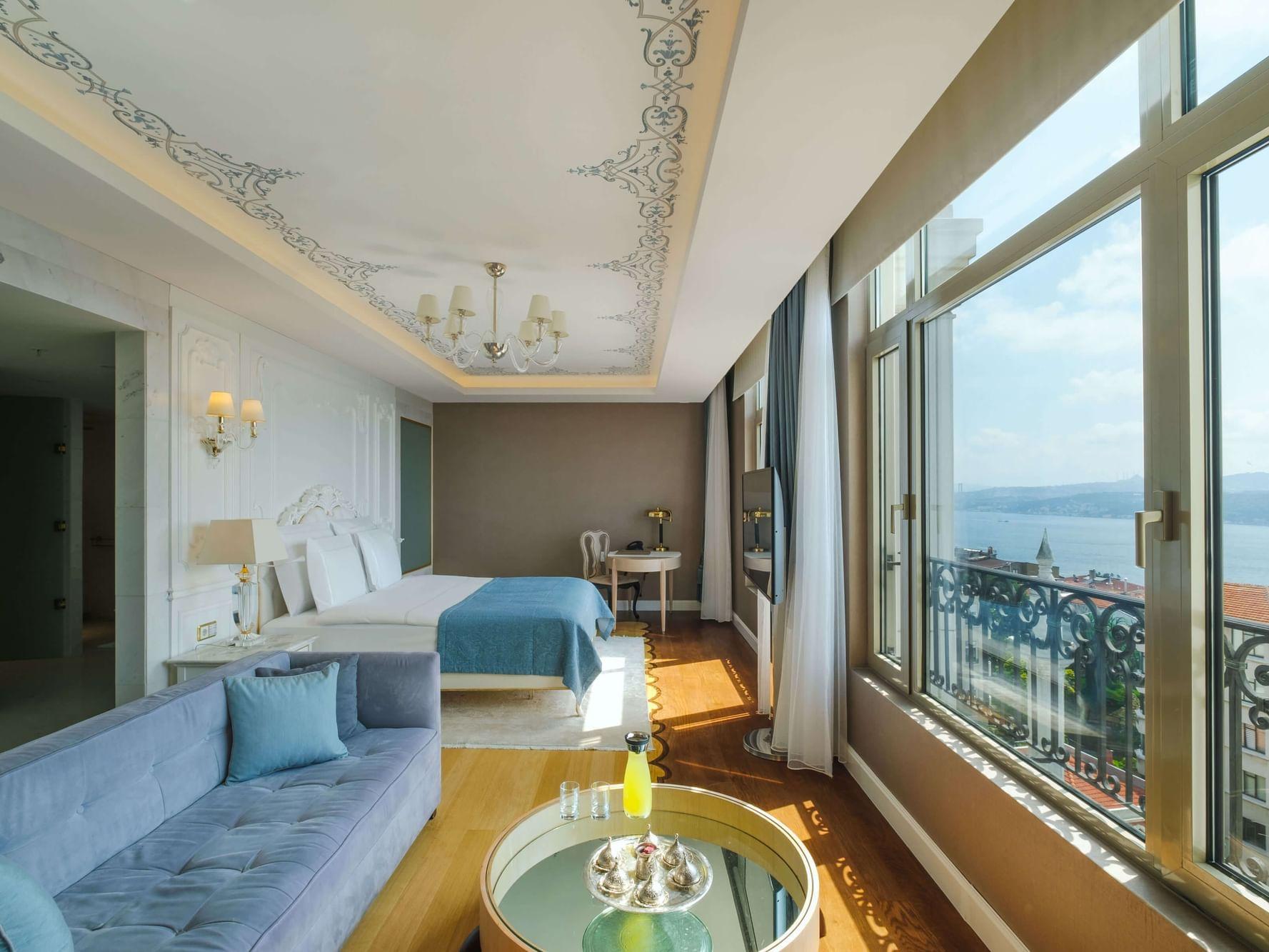 Grand Executive Bosphorus Suite CVK Park Bosphorus Hotel İstanbul