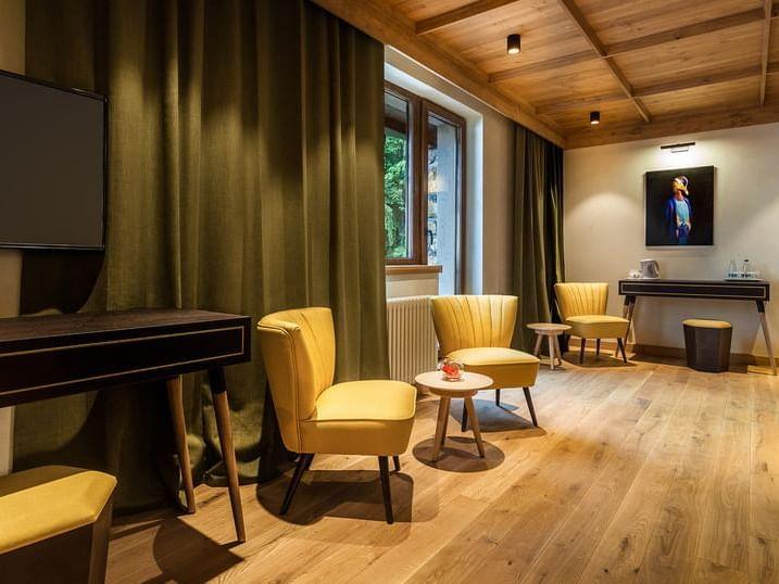 King Junior Suite la Ana Hotels Bradul Poiana Brașov