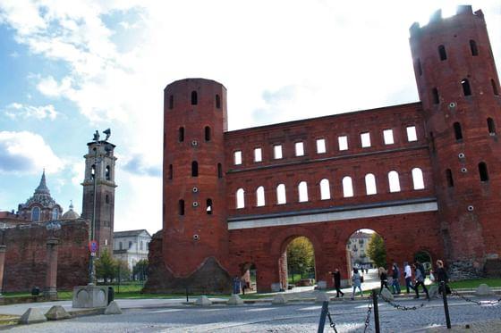 10 cose da vedere a Torino - porta palatina