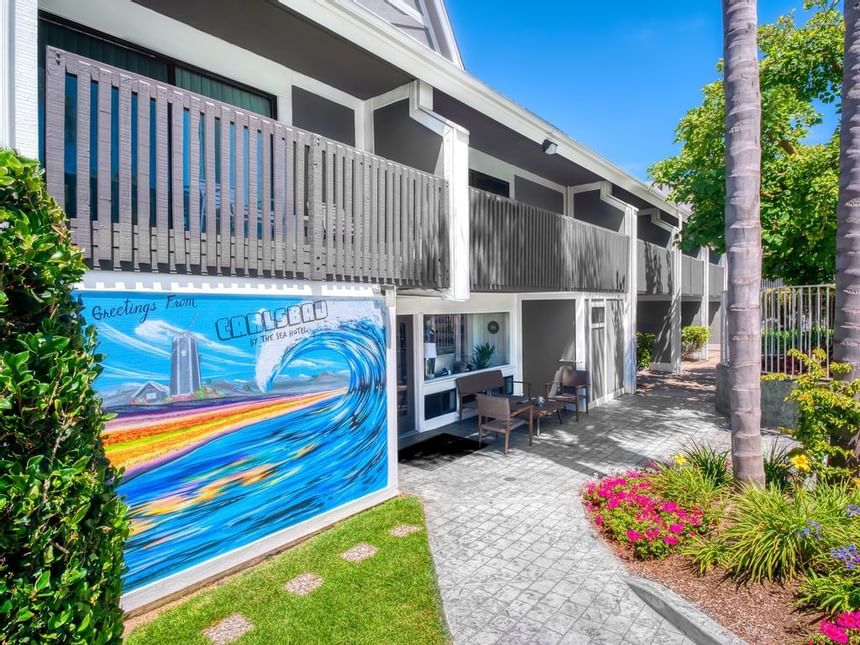 Hotels in North County San Diego | Carlsbad by the Sea Hotel