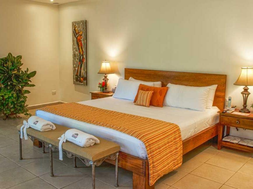 Room Superior at Jardín del Edén Hotel in Tamarindo, Costa Rica