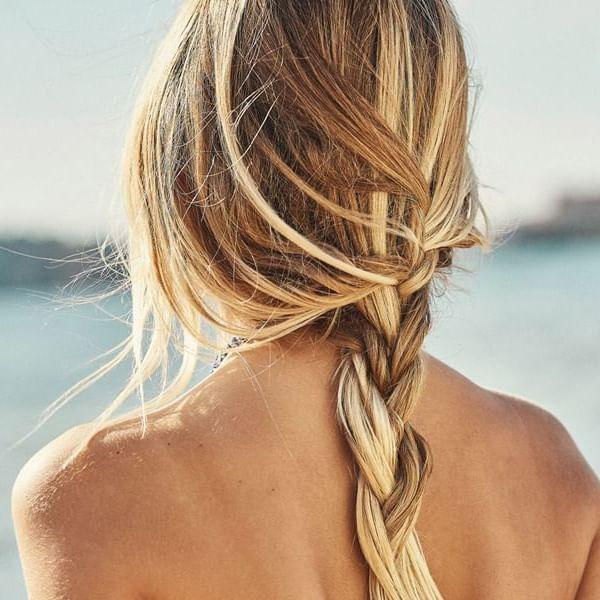 Hair spa at Marbella Club