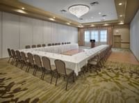 Coast Canmore Hotel & Conference Centre Meetings - Arnica - U-Shape