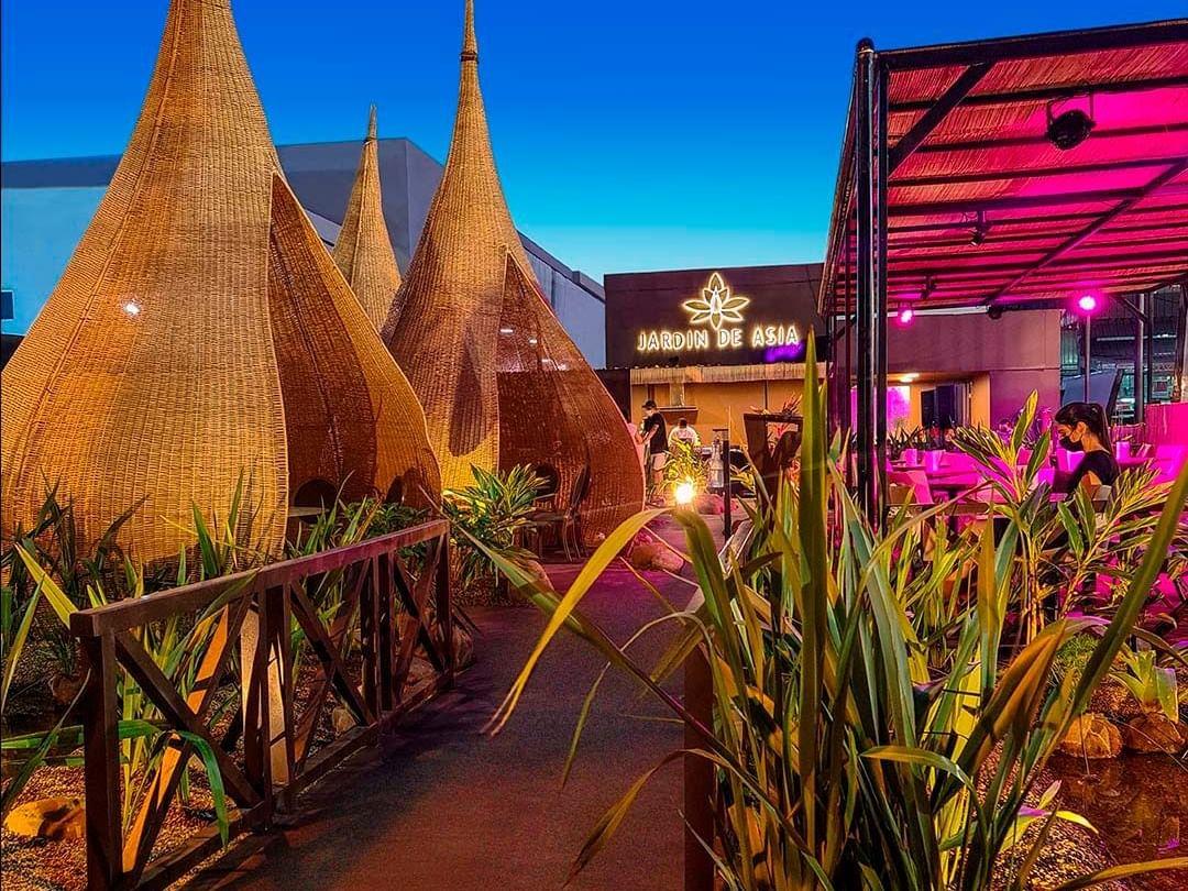 Jardin de Asia Expocruz 2021