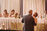 Wedding - Bride and Groom Dance