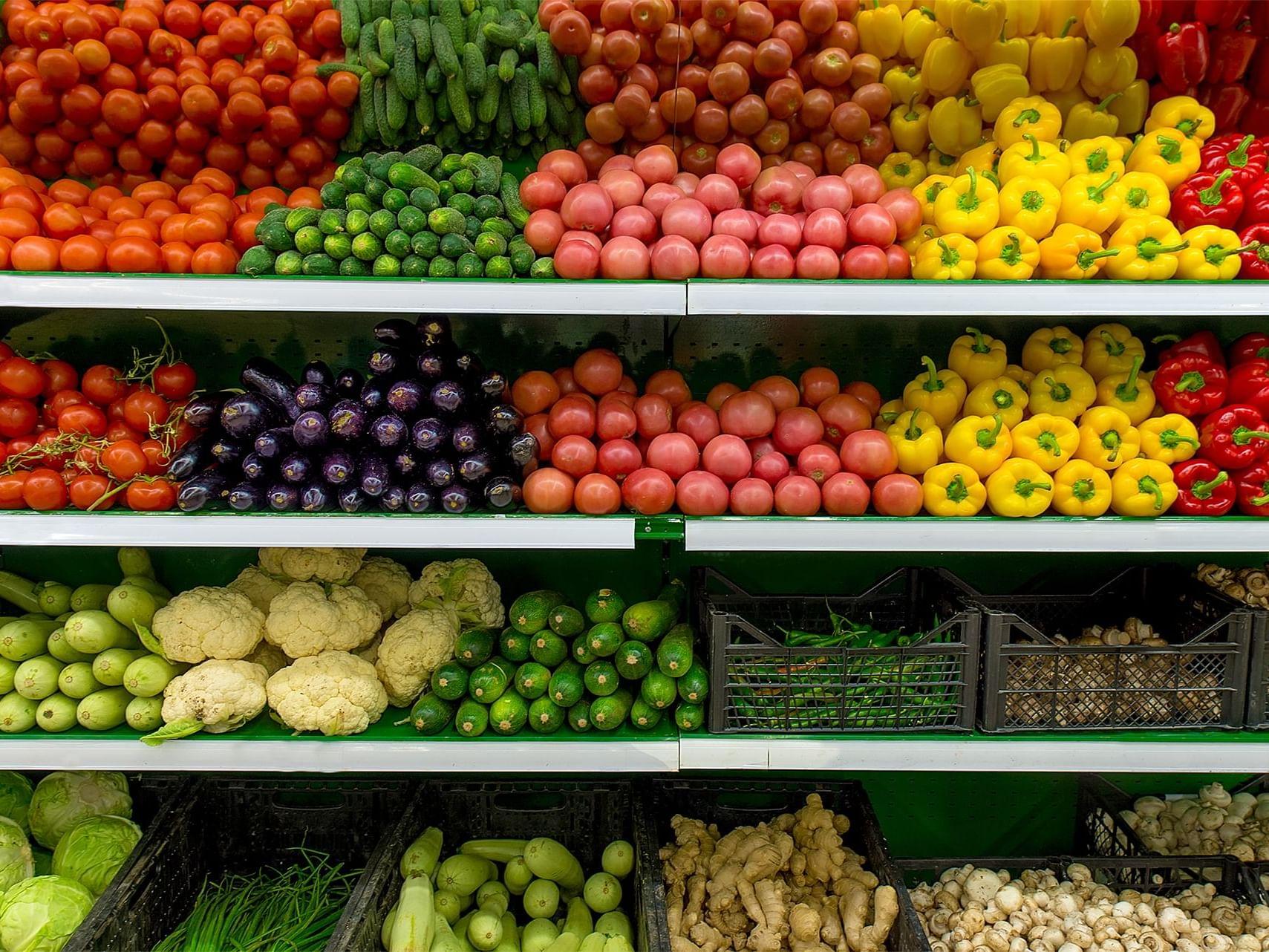 Supermarket at Precise Resort El Rompido