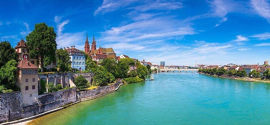 Basel In Summer