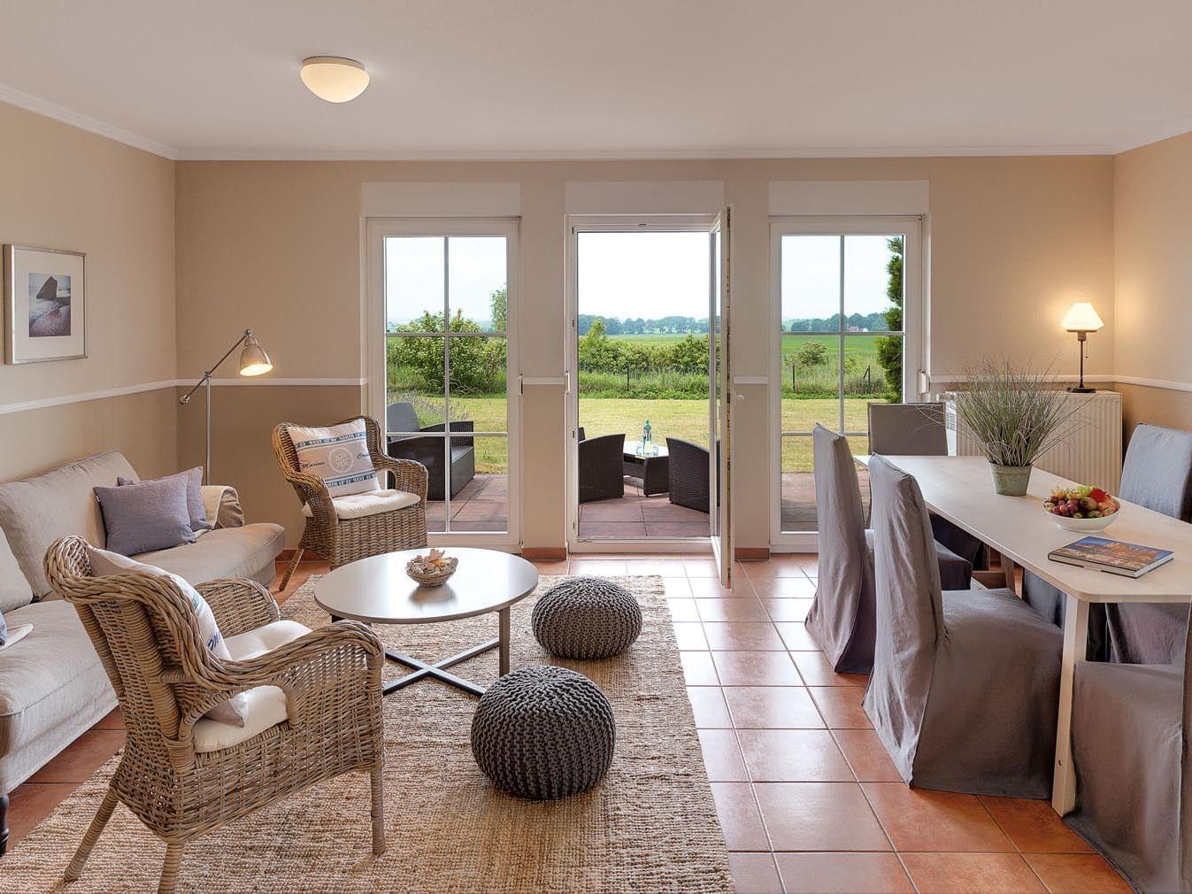 Deluxe 2 bedroom apartment at Precise Resort Rügen