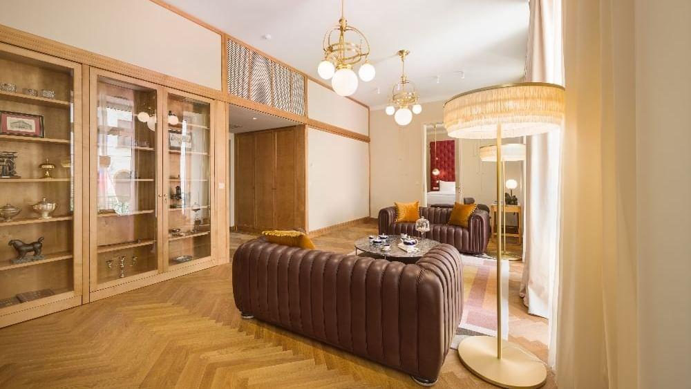 Grand Union Suite Living Room