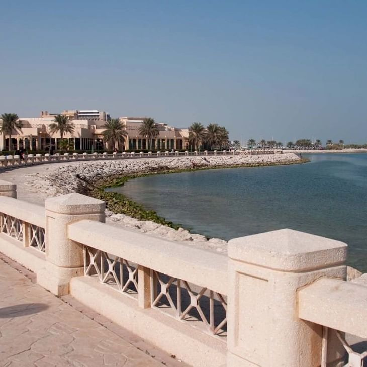 Al Khobar Corniche - WARWICK CORPORATE