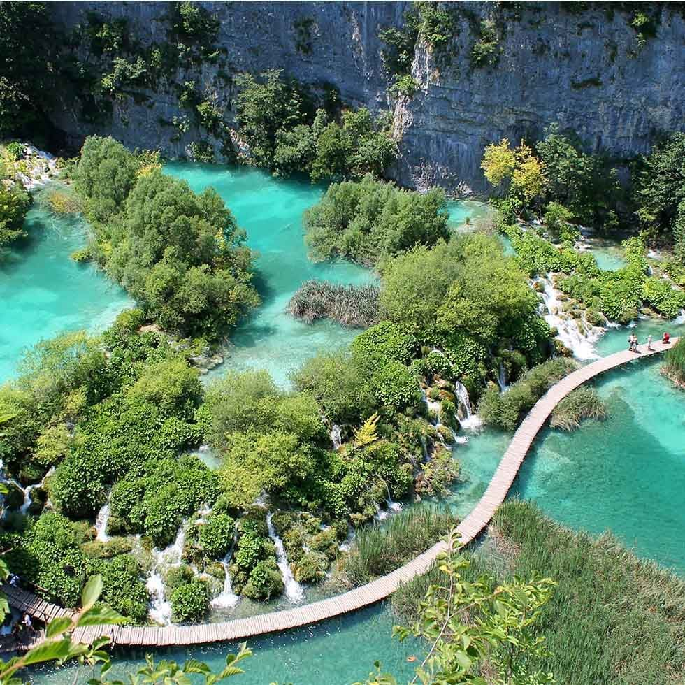 National Park Plitvice Lakes near near Falkensteiner Hotels and Residences