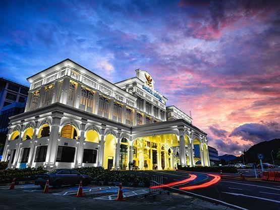 Bangkok Hospital Phuket - HOP INN HOTEL