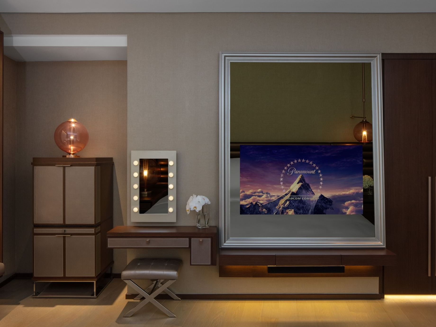迪拜派拉蒙酒店情境客房
