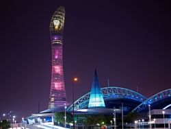 The Torch Doha Hotel