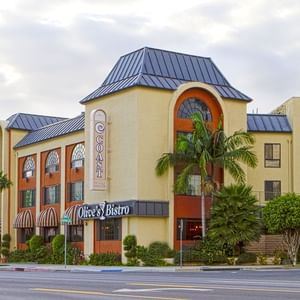 Exterior of Coast Anabelle Hotel