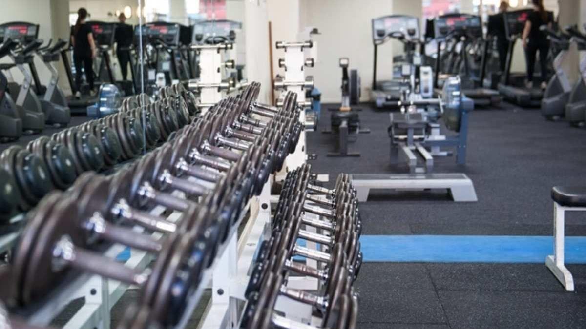 CS Swanston gym