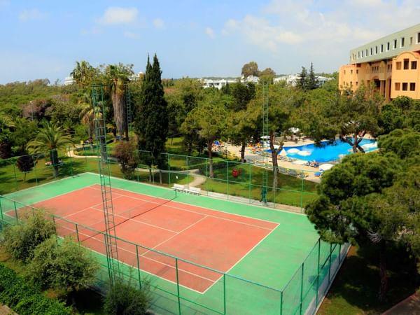 Labranda Excelsior Side Tennis Court