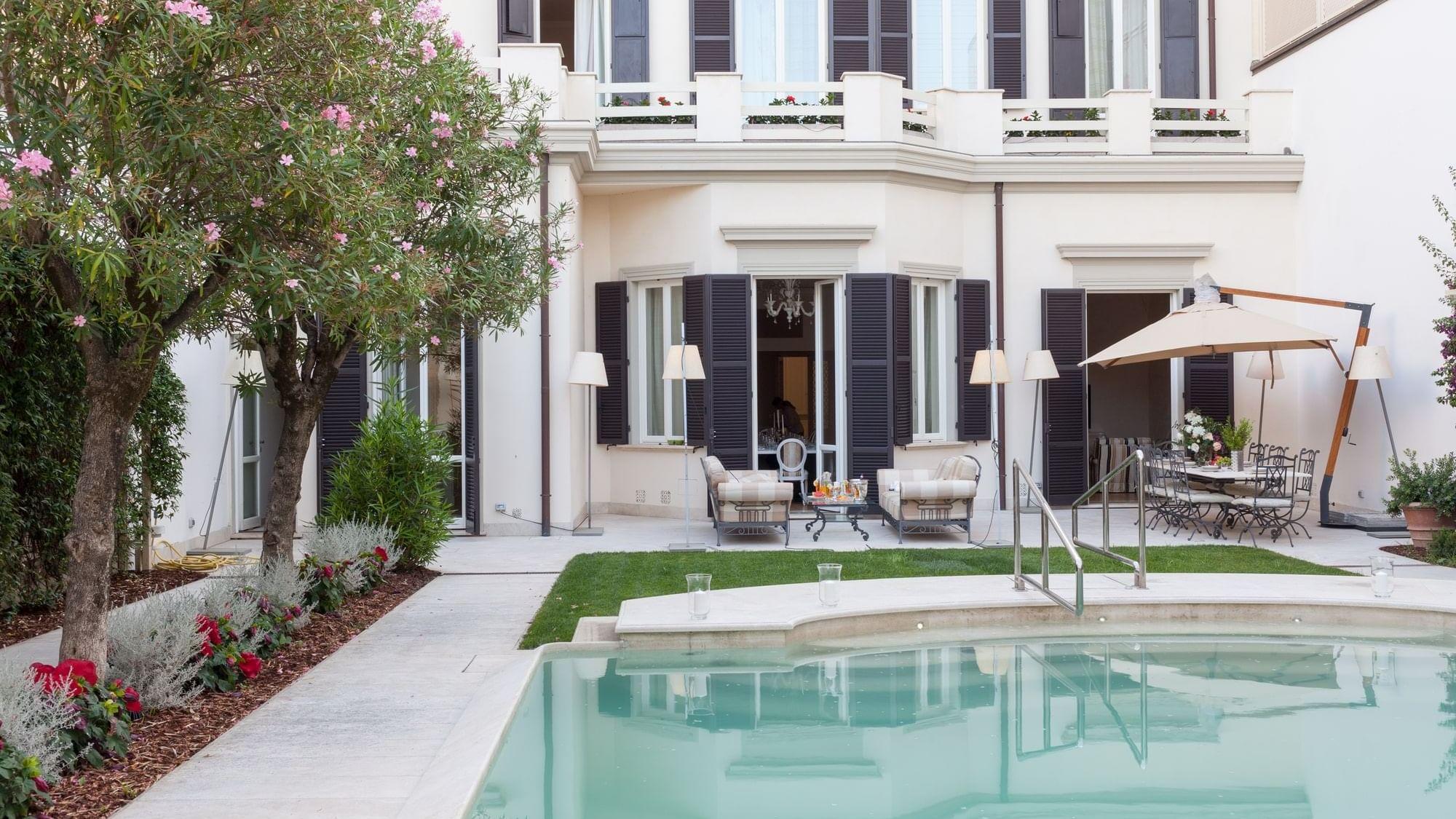 Luxury Villa Manin Viareggio | UNA Esperienze - Villa con Piscina in Toscana