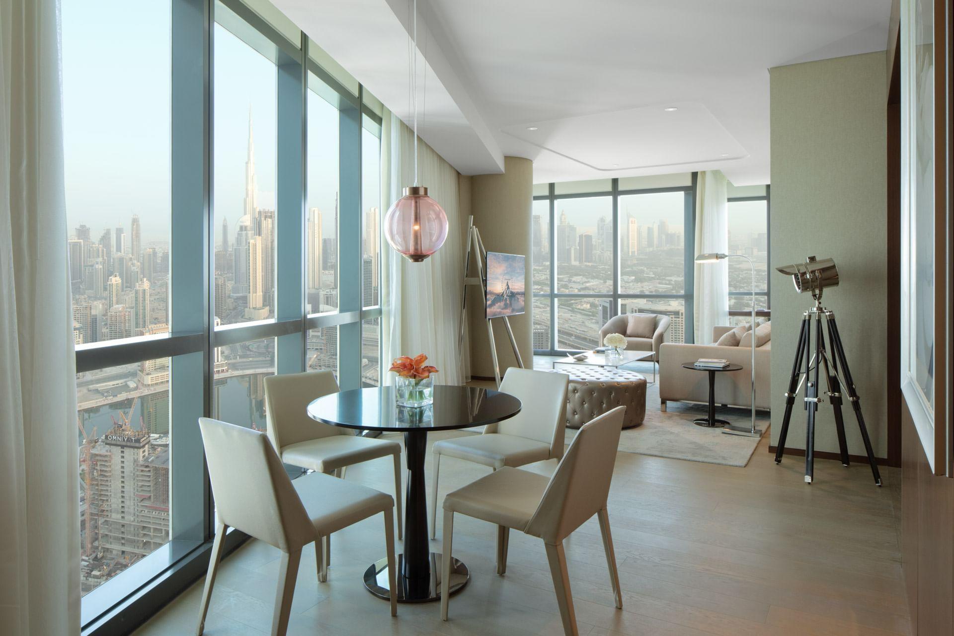Premiere Suite Downtown View 1