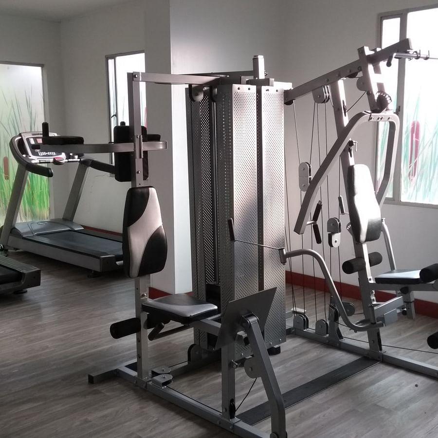 Gym Hotel Factory Green