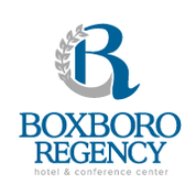 logo of boxboro regency hotel & conference center