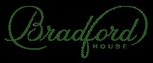 logo of the bradford house