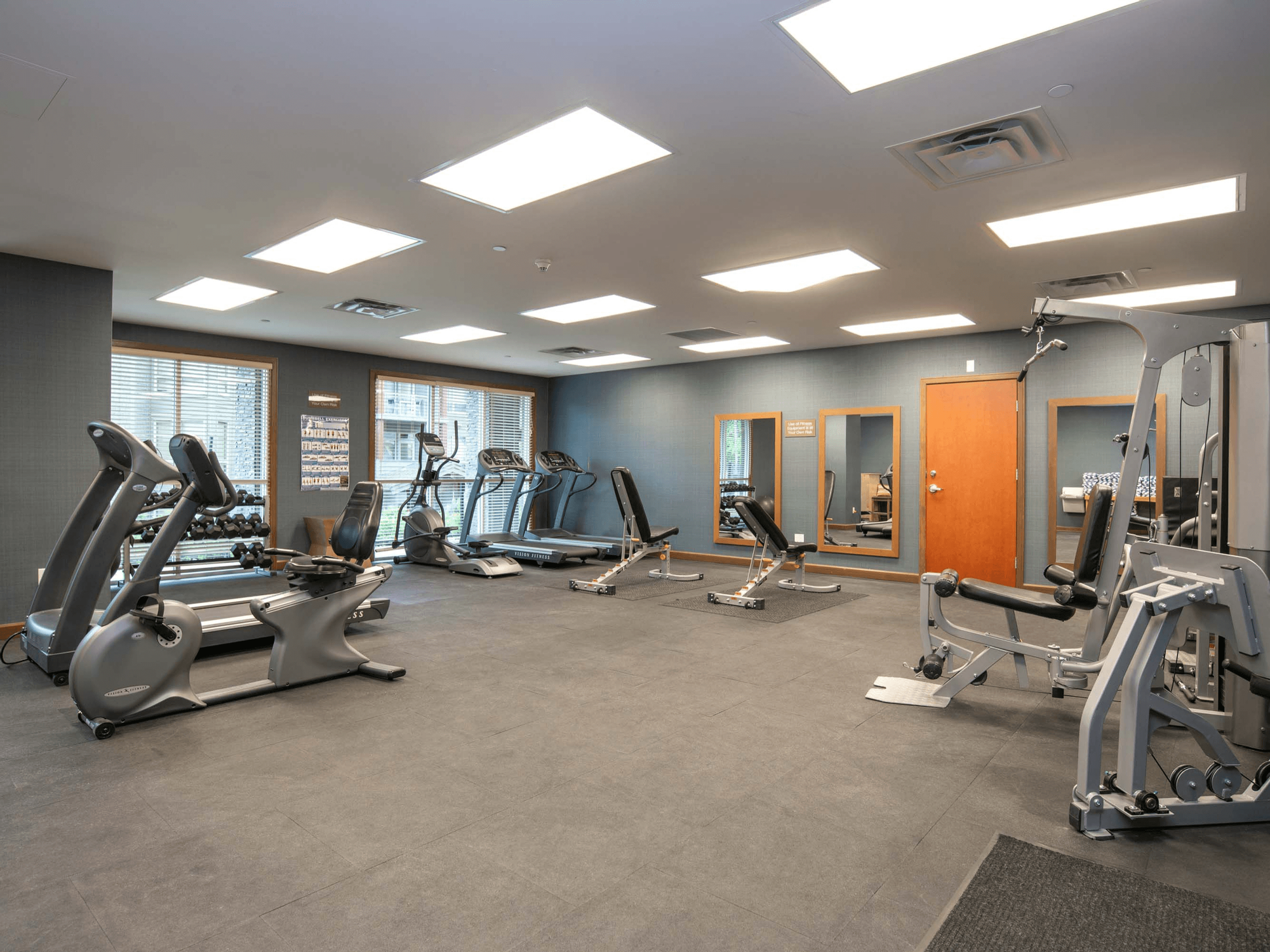 Fitness Centre The Sutton Place Hotels