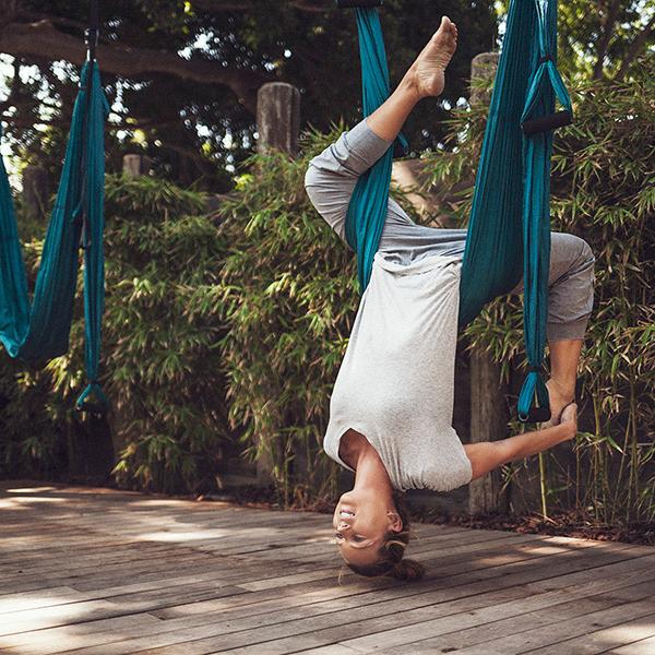 Yoga class at Marbella Club