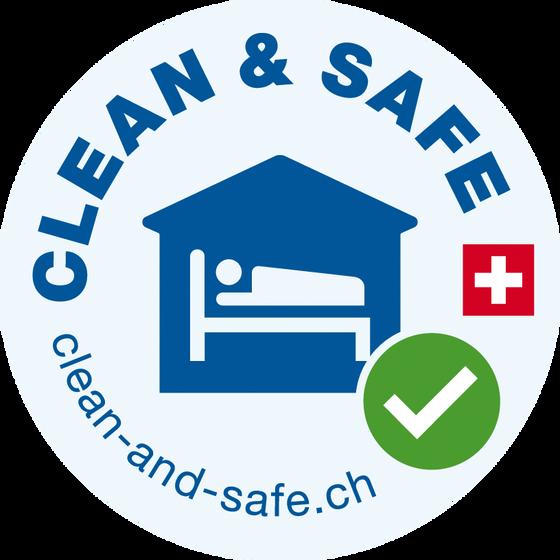 clean & safe - sternen hotel oerlikon