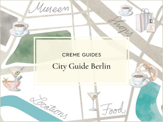 City Guide Map of Berlin