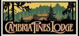 Cambria Pines Lodge logo