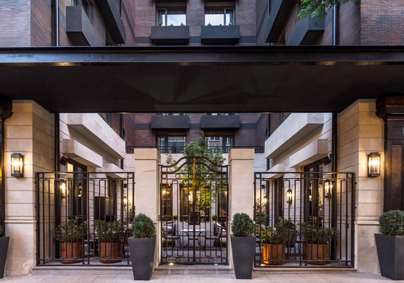 The Singular Santiago Hotel