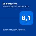 Booking.com reviews logo