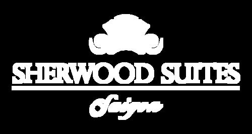 Sherwood Suites Saigon Logo - White