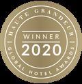 White and Gold Haute Hotel Winner 2020 -  Two Season Hotel & Apa