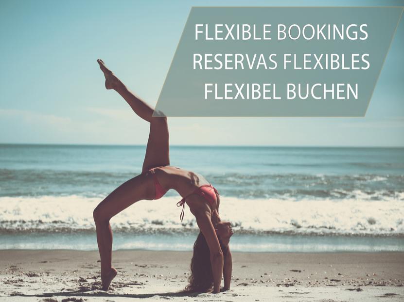 Oferta de reserva flexible - Aimia Hotel