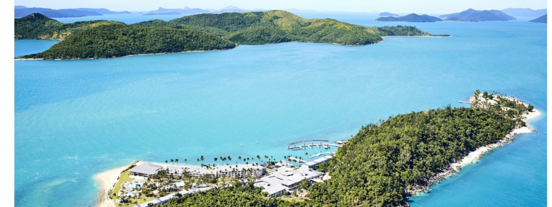 Promotional poster of Daydream Island Resort