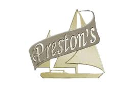 logo of preston's