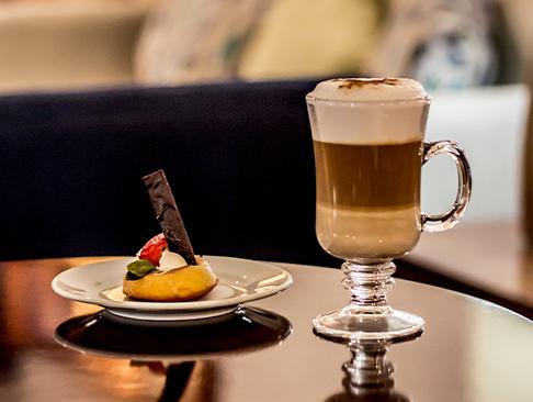 sorbo de cafe 1 at  Plaza Pelicanos Club Beach Resort