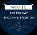 Best Employer Award - The Grand Brighton