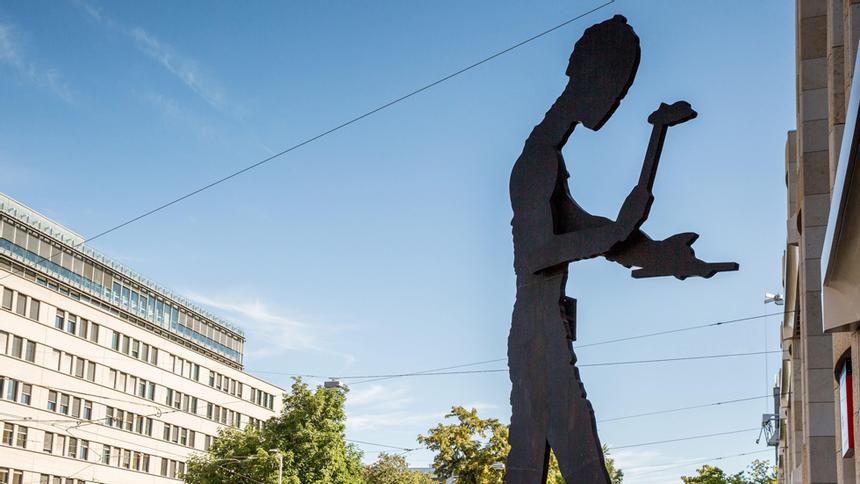 Basel Sculpture