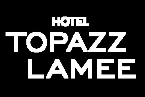 Hotel Topazz Lamee logo